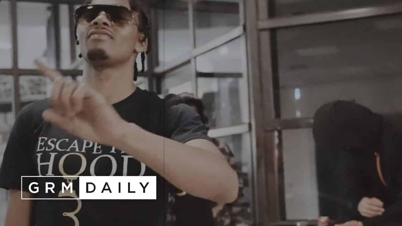 Billy Da Kid – Donnie Brasco (Prod by DJ Fricktion) [Music Video] | GRM Daily