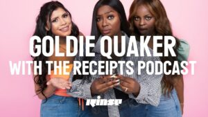 Breakfast with Goldie Quaker & The Receipts Podcast