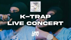 K-Trap – Trapo LIVE w/ Young Filly, Snoochie Shy, Youngs Teflon + More | Link Up TV