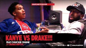 Kanye vs Drake??? || Halfcast Podcast
