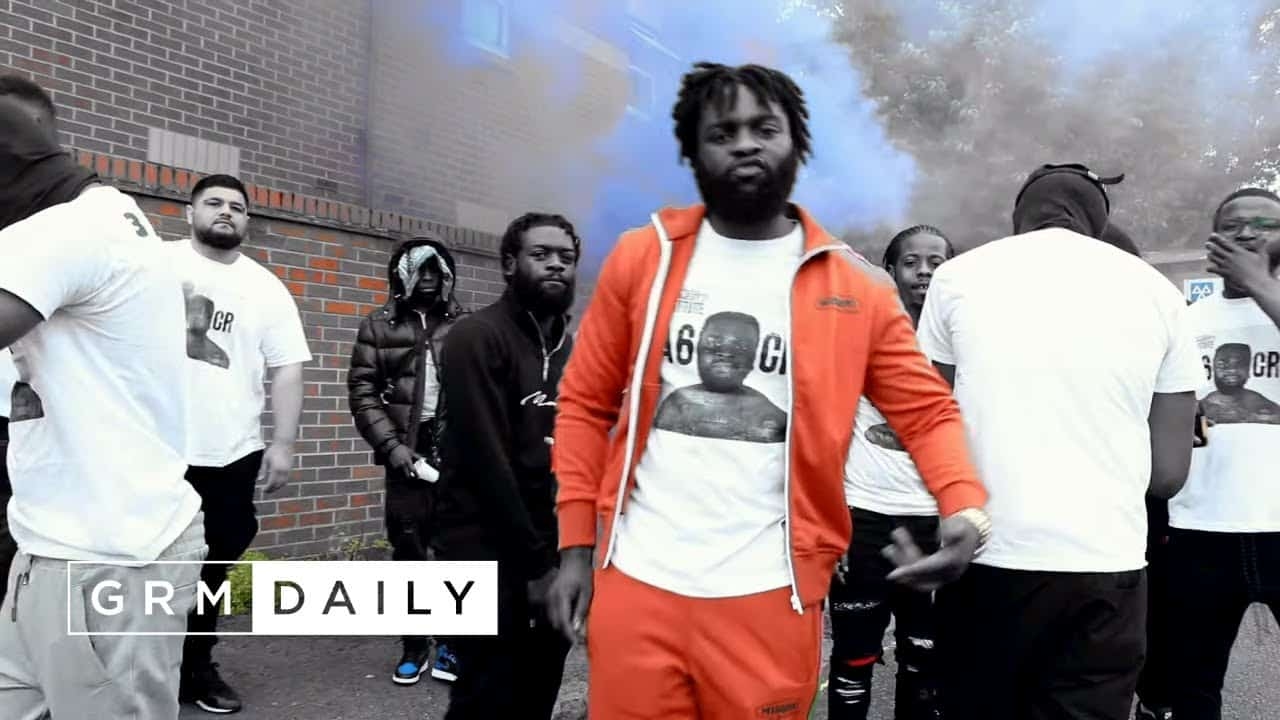 Raid – Official Freestyle [Music Video] | GRM Daily