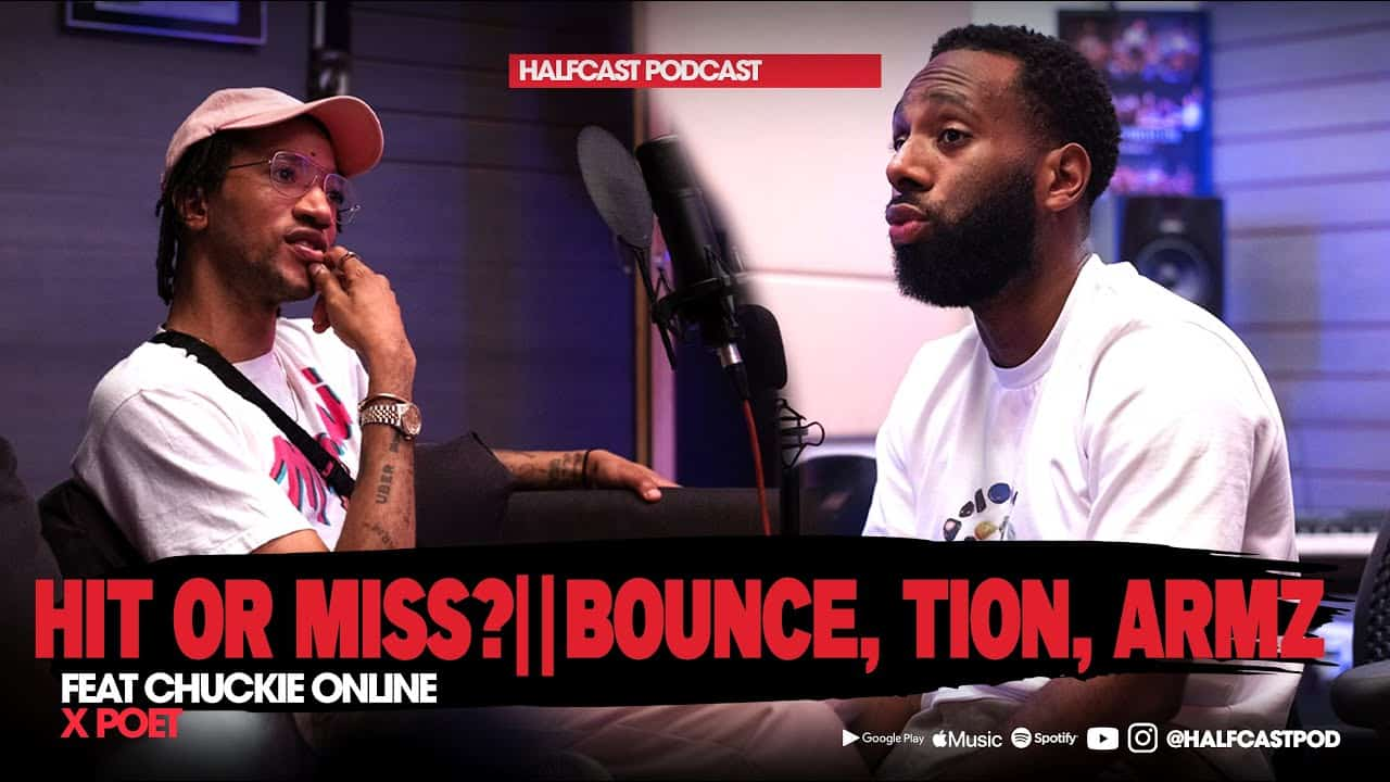 Tion Wayne's Album – HIT or MISS? Bouncer vs Arms – HIT OR MISS? || Halfcast Podcast