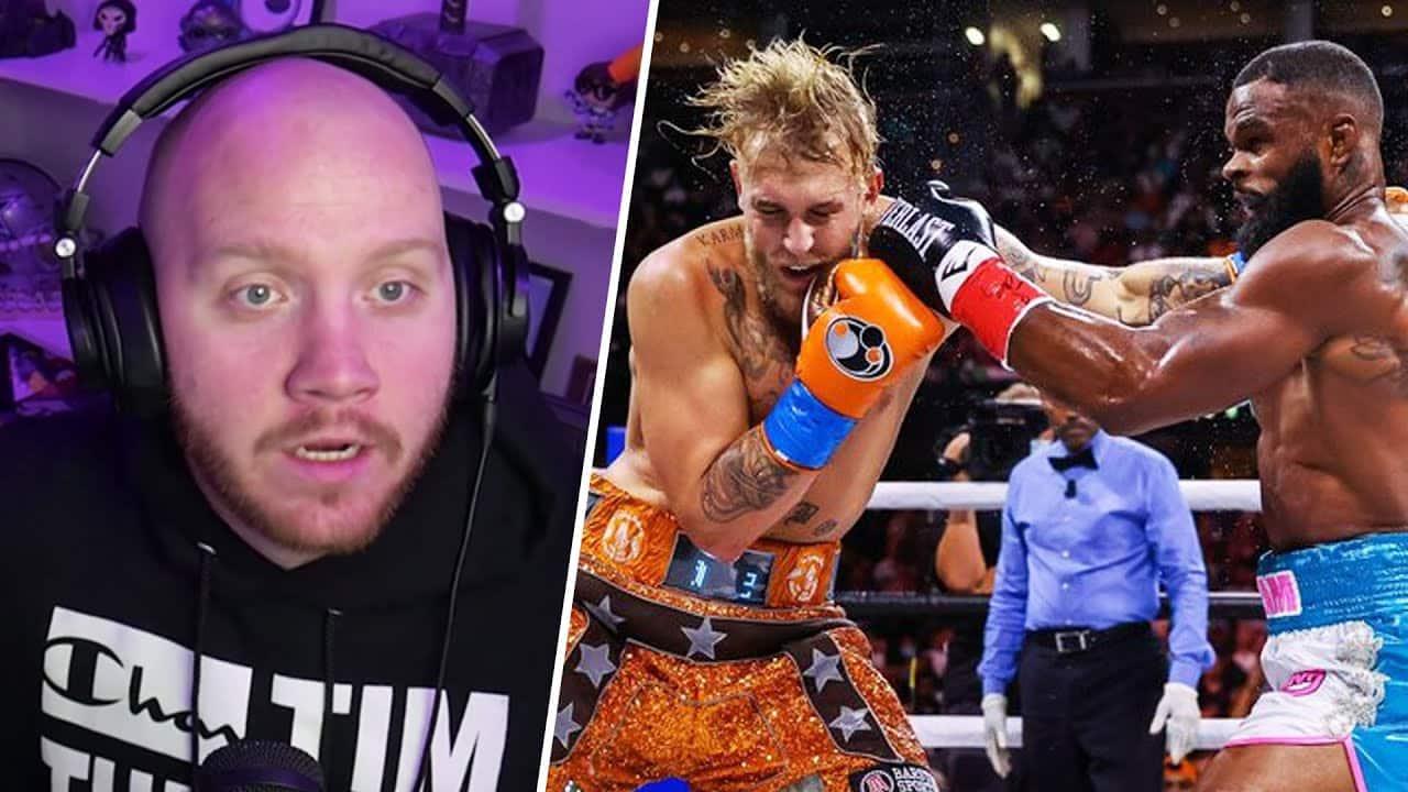 YouTuber Makes History… Jake Paul vs Tyron Woodley, TimTheTatman, CallMeCarson, DrLupo