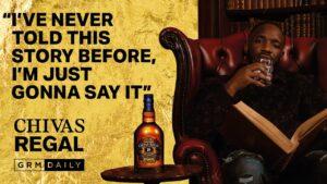 Konan – Self Made w/ Chivas Regal | GRM Daily
